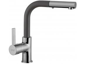 Kuchyňská vodovodní baterie Sinks ENIGMA S - 72 Titanium