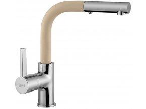 Kuchyňská vodovodní baterie Sinks ENIGMA S - 50 Sahara