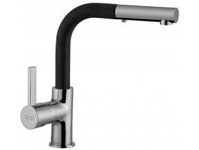 Kuchyňská vodovodní baterie Sinks ENIGMA S - 30 Grandblack