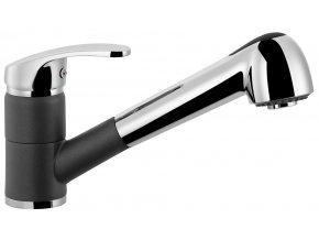 Kuchyňská vodovodní baterie Sinks LEGENDA S - 72 Titanium