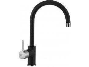 Kuchyňská vodovodní baterie Sinks VITALIA - 74 Metalblack