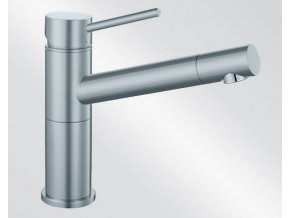 Kuchyňská vodovodní baterie Blanco ALTA Compact nerez imitace 515121