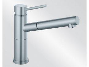 Kuchyňská vodovodní baterie Blanco ALTA-S Compact nerez imitace 515123