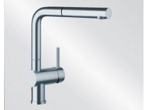 Kuchyňská vodovodní baterie Blanco LINUS-S nerez imitace 512404