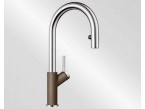 Kuchyňská vodovodní baterie Blanco CARENA-S Vario muškát/chrom lesk 521714V