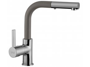 Kuchyňská vodovodní baterie Sinks ENIGMA S - 54 Truffle