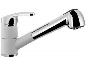 Kuchyňská vodovodní baterie Sinks LEGENDA S - 28 Milk