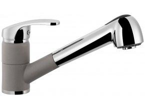 Kuchyňská vodovodní baterie Sinks LEGENDA S - 54 Truffle