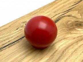 detska nabytkova knopka rafa cervena