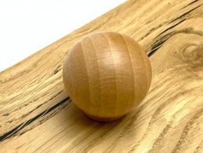 nabytkova knopka drevena rafa buk