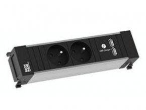 Zasuvkova jednotka Bachmann Power Frame 916.112