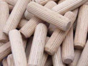 spojovaci dreveny kolik 8x35 mm