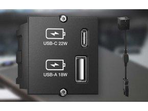 Modul USB %22A a C%22 nabijecka 917.227