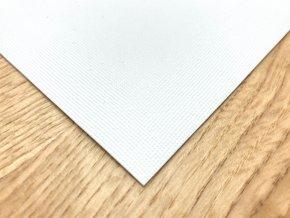 Protiskluzná podložka s texturovaným vzorem - bílá