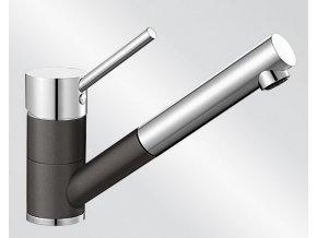 Kuchyňská vodovodní baterie Blanco ANTAS-S Keramika-look basalt/chrom 517647