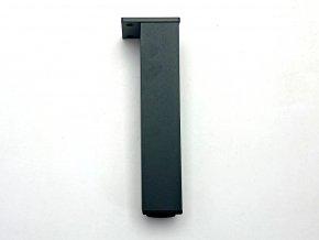 nabytkova nozka 40 x 40 200 mm antracit