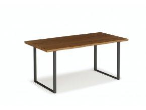 stolova podnoz shape 800 grafit