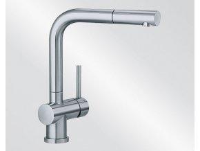 Kuchyňská vodovodní baterie Blanco LOMIS-S Nerez masiv kartáčovaný 518716