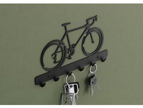 vesak na klice bike cerny