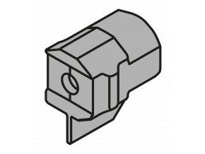Adapter pro aluramecky TBX