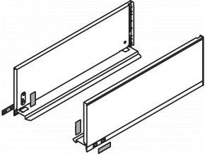 Bočcnice C L+P 650 seda polarni LEGRABOX pure