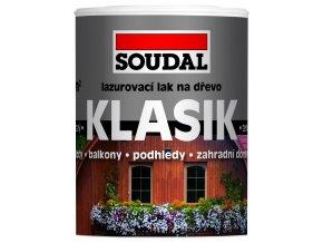 Lazura KLASIK kaštan (Obsah 2,5 litru)