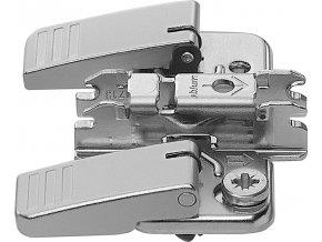 podlozka blum clip krizova inserta 3 mm excentr 174H7130I