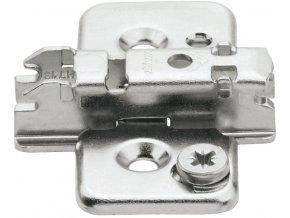 podlozka blum clip krizova excentr vrut 3 mm 173H7130