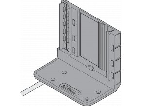 drzak servo drive jednotky dvojity z10D7201