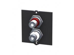 147 1 modul 1x cinch stereo 917 022