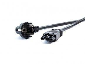 Napájecí kabel GST18 s ochranným kontaktem (Délka kabelu (bm) 5,0 bm)