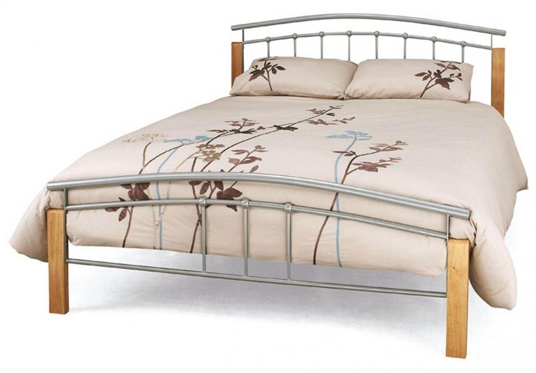 Kovové rámy postelí