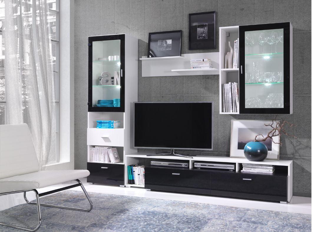 Skříňky televizní sestava Ombre