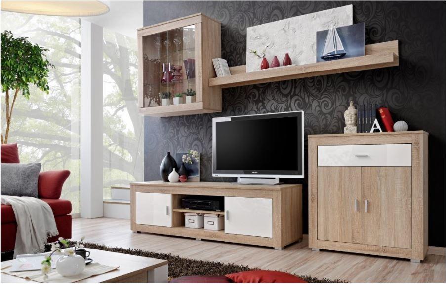 Malí obývací stěny Sendy