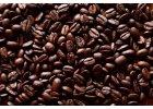 Káva celá zrna a mletá zrna