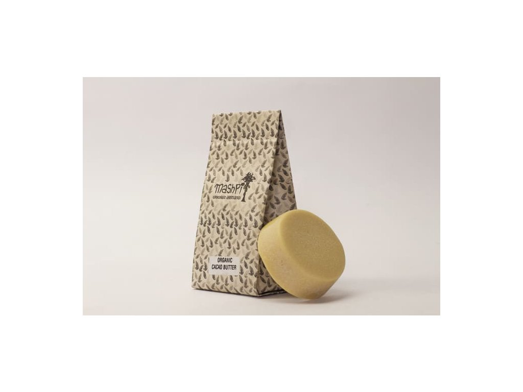 čokoládové máslo BIO