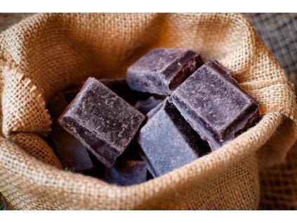 BIO kakaová hmota horká čokoláda Ekvádor
