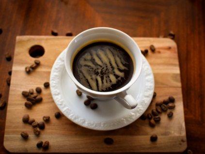Káva celá zrna Ekvádor
