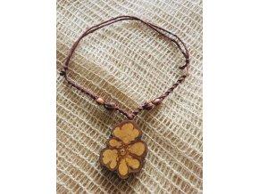 Posvátný náhrdelník z Amazonie