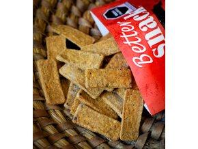 Kukuřičné chipsy CHILAQUILES s chilli papričkami ancho (jemně pikantní) MEXIKO