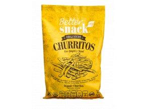 kukuřičné chipsy se sezamem