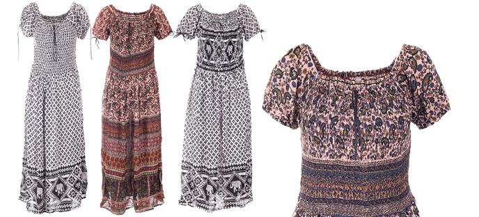 Nové BOHO šaty v nabídce!