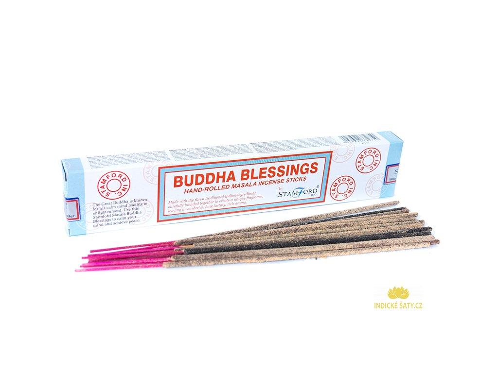 Vonné tyčinky Buddha Blessings 15 g
