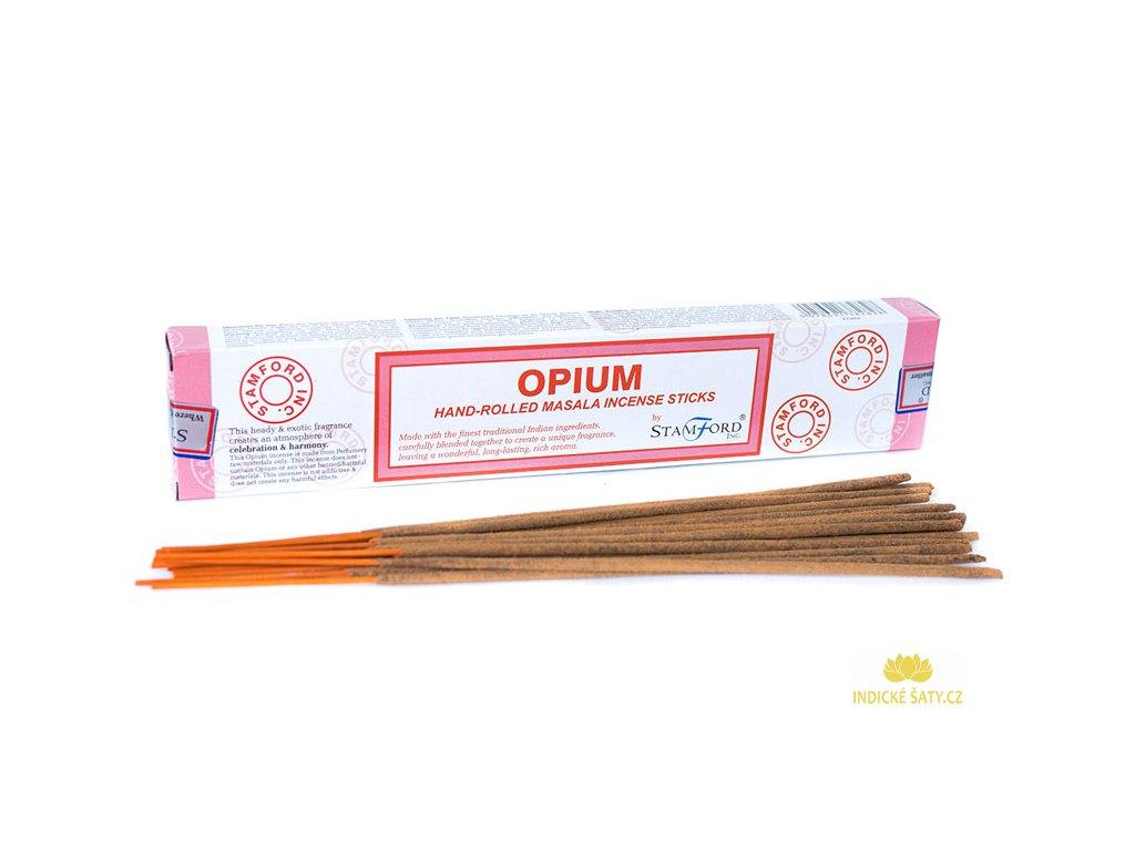 Vonné tyčinky Opium