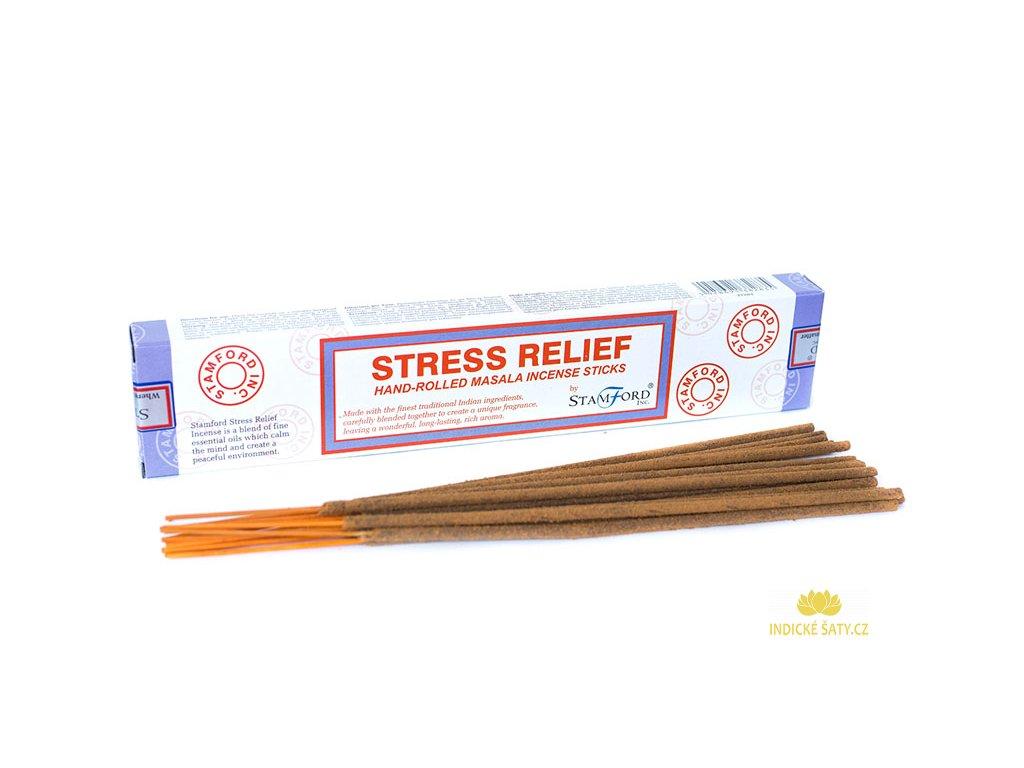 Vonné tyčinky Proti stresu (Stress Relief)