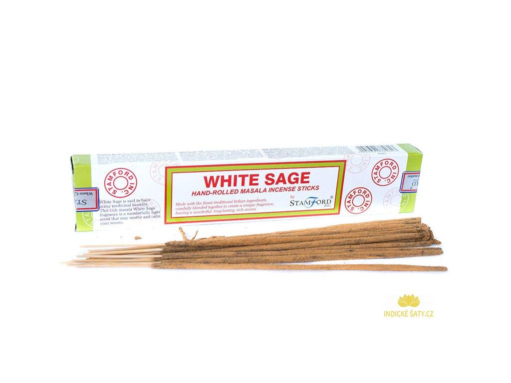 Vonné tyčinky White sage 15 g