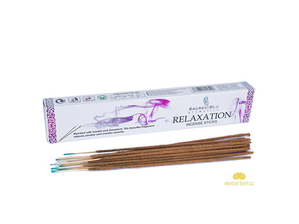 Vonné tyčinky Relaxace (Relaxation)