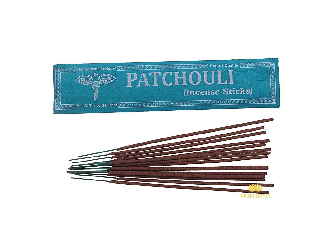 Vonné tyčinky Pačule (Patchouli)