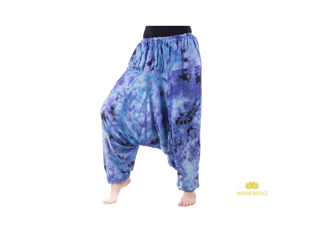 Aladinky batika modré