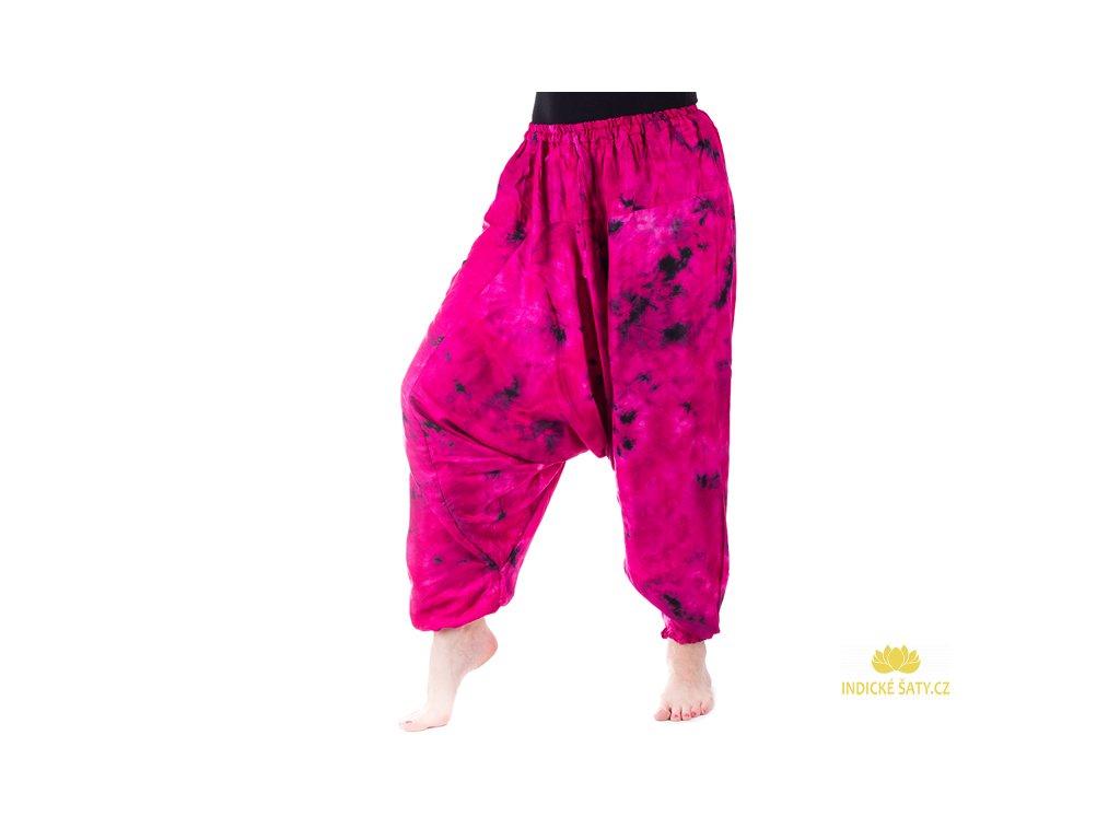 Aladinky batika fuchsiové